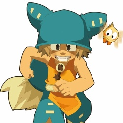 Yugo - Personnage d'animation