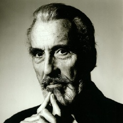 Christopher Lee - Acteur
