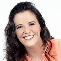 Emilie Lopez - Présentatrice