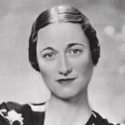Wallis Simpson - Aristocrate