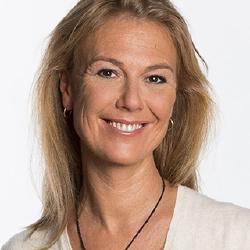 Christine Oberdorff - Présentatrice