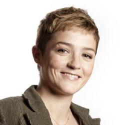 Marie Labory - Présentatrice