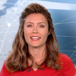 Diane Douzillé - Présentatrice