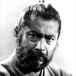 Toshirô Mifune - Acteur
