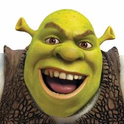 Shrek - Personnage d'animation