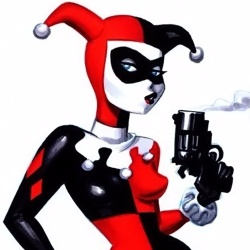 Harley Quinn - Personnage d'animation