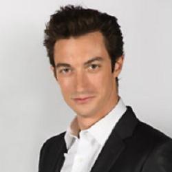 Frédéric Calenge - Présentateur