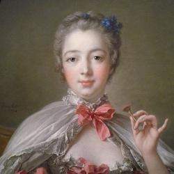 Madame de Pompadour - Aristocrate