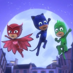 Les Pyjamasques - Personnage d'animation