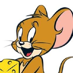 Jerry la souris - Personnage d'animation