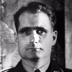 Rudolf Hess - Militaire
