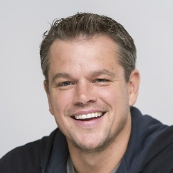 Matt Damon - Acteur