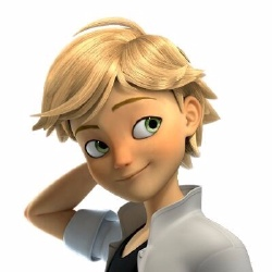 Adrien Agreste - Personnage d'animation