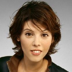 Linda Lorin - Présentatrice
