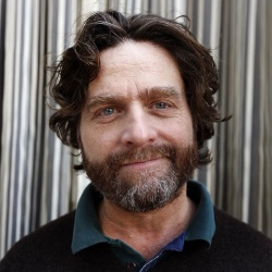 Zach Galifianakis - Acteur