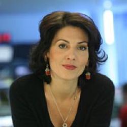 Sophie Claudet - Présentatrice