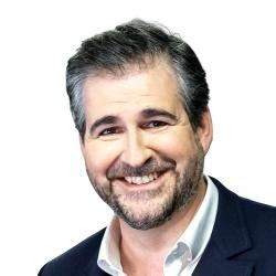 Matthieu Lamoure - Présentateur