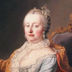 Marie-Thérèse d'Autriche - Aristocrate