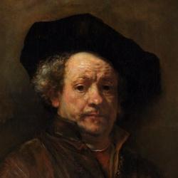 Rembrandt - Artiste peintre