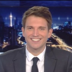 Anthony Favalli - Présentateur