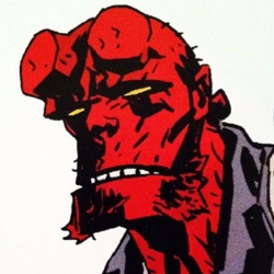 Hellboy - Personnage d'animation