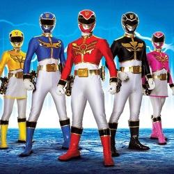 Power Rangers - Sujet
