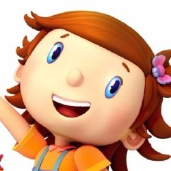 Hélène - Personnage d'animation