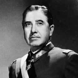 Augusto Pinochet - Dictateur