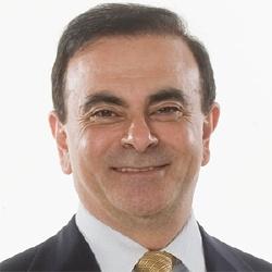 Carlos Ghosn - Homme d'affaire