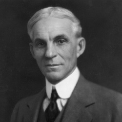 Henry Ford - Homme d'affaire