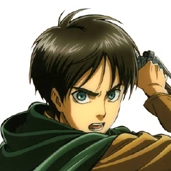 Eren Jäger - Personnage d'animation