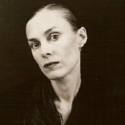 Lucinda Childs - Chorégraphe