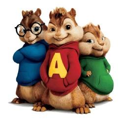 Alvin et les Chipmunks - Personnage d'animation
