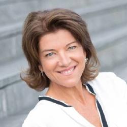 Marielle Fournier - Présentatrice