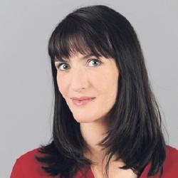 Aline Bachofner - Présentatrice