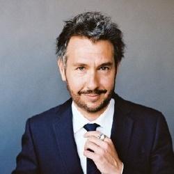 Stéphane Charbit - Présentateur