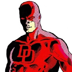 Daredevil - Personnage d'animation
