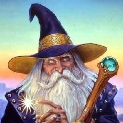 Merlin - Personnage de fiction