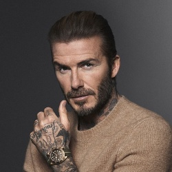 David Beckham - Footballeur