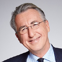 Vincent Hervouët - Présentateur