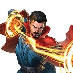 Doctor Strange - Personnage d'animation