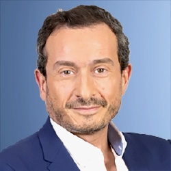 Jérôme Tichit - Présentateur