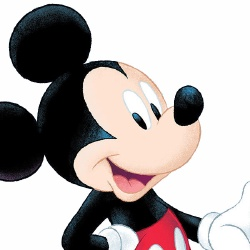 Mickey Mouse - Personnage d'animation