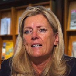 Stéphanie Coudurier - Présentatrice