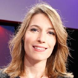 Marie Brémeau - Présentatrice