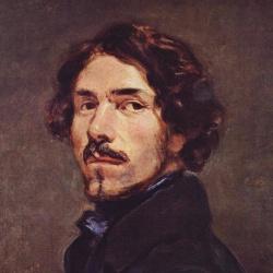 Eugène Delacroix - Artiste peintre