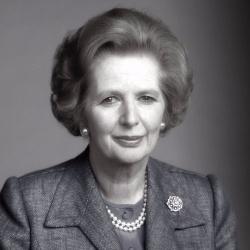 Margaret Thatcher - Politique