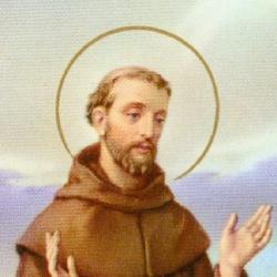 François d'Assise - Religieux