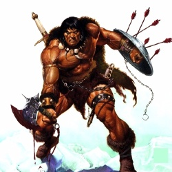 Conan le Barbare - Personnage de fiction