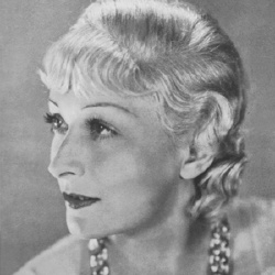 Hilde Hildebrand - Actrice